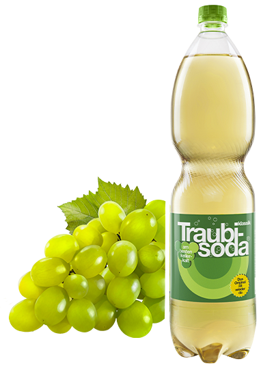 Traubisoda - bottle